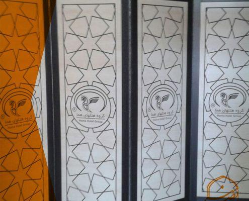 فروش پارتیشن مسجدی پاراوان جداکننده دیوایزر آکاردئونی